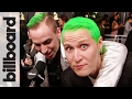 "Capture de la vidéo Mike Posner & Blackbear Rant About Mansions, Being Ostracized & ""feeling Green"" 