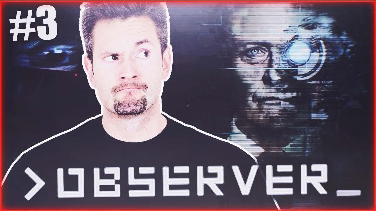 OBSERVER #3 | Jaka ta gra jest dobra!