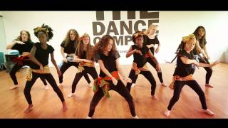 Yemi Alade - Johnny // choreography By Petit Afro