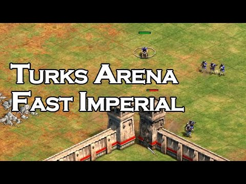 1v1 Arena   Turks Fast Imperial Age