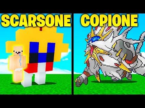 SCARSONE Vs COPIONE - NUOVA ERA DEI NOOB! - Minecraft ITA