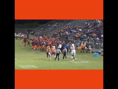 JAMES HAMILTON #17. . ORANGEBURG WILKINSON HIGH SCHOOL. .