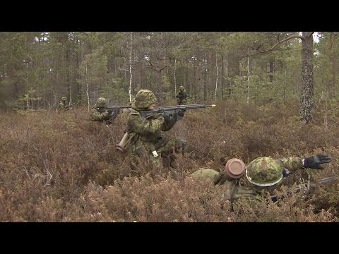 British Estonia Deployment 'Protecting Security Of Berlin, Paris and London' | Forces TV
