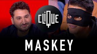 Clique avec Maskey : Follow Him - CANAL+
