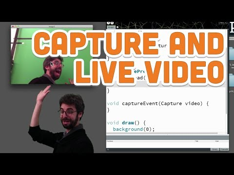 11. 1: capture and live video processing tutorial youtube.