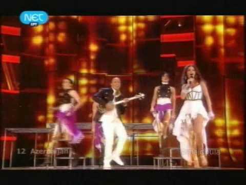 Eurovision 2009 Azerbaijan Always Arash Semi Final (HQ) greek television