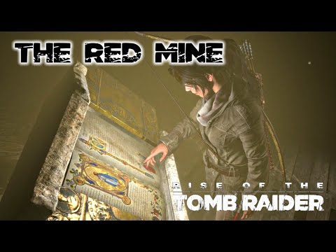 Rise of the Tomb Raider · The Red Mine Challenge Tomb Walkthrough Video  Guide