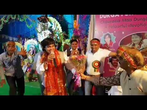 Ravindra rasila live show benglor jaunpur nagariya