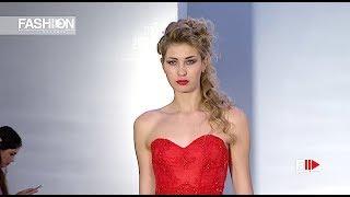 W VANESSA VILLAFANE Arab Fashion Week Resort 2019 Dubai Fashion Channel