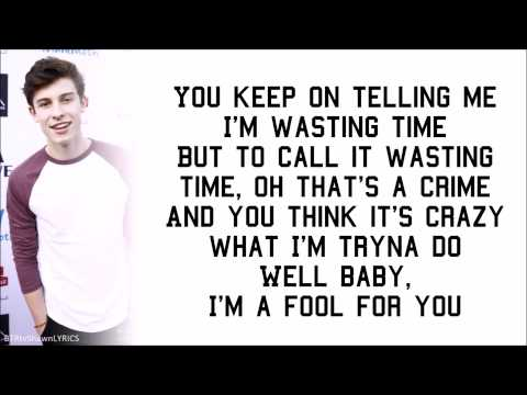 Shawn Mendes - This Is What It Takes (with Lyrics) [studio version]