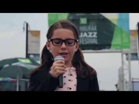 Kid Reporter: JUL 8TH    2015 TD Halifax Jazz Festival