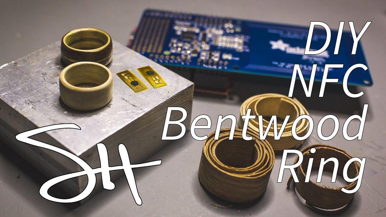 NFC Bentwood Ring | Hackaday io