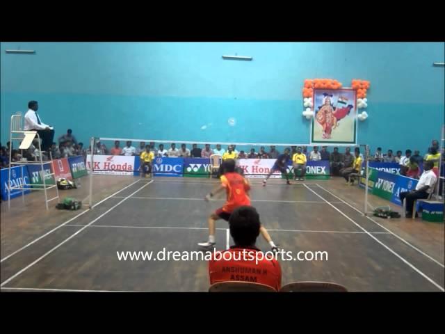 Rising Stars - Orijit Chaliha badminton player