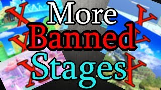 Every Smash Ultimate Stage and Why It's Banned #2 (Analysis)