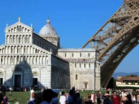 Why they have built the Eiffel-Tower in Pisa