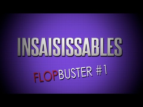 FLOPBUSTER #1: Insaisissables. poster