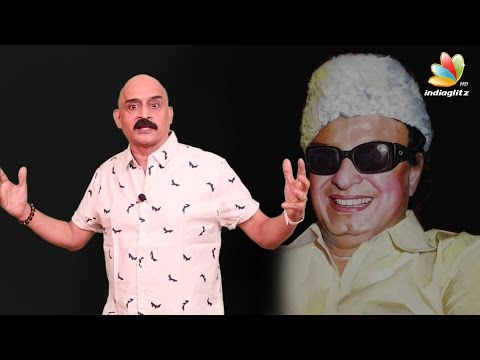 Bosskey's Tribute to MG Ramachandran | MGR's 100th Birth Anniversary