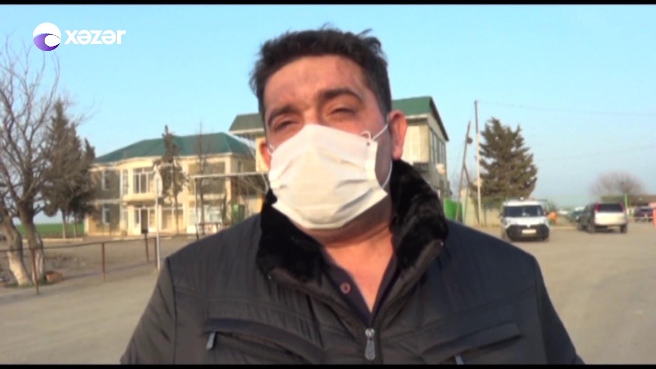 Azərbaycanda koronavirusla bağlı tədbirlər gücləndirildi - Gömrükdə xüsusi yoxlamalar