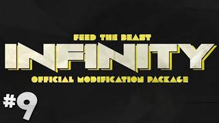 FTB Infinity- Ep.9 -  MFR Animal Farming! [Minecraft 1.7.10]