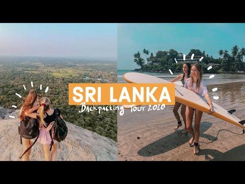 Sri Lanka – Backpacking tour February 2020