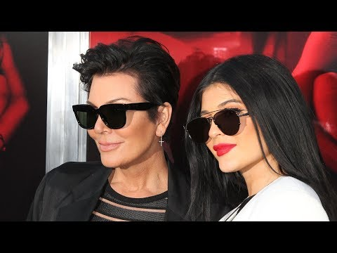 Kylie Jenner SCARED of Her Own Mother Kris?!