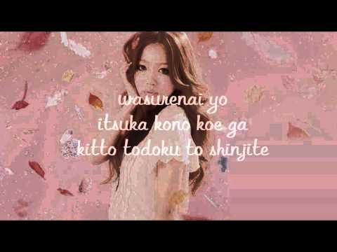 Kana Nishino - Tatoe donna ni... (たとえどんなに...) Cover