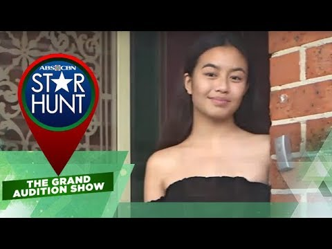 Star Hunt The Grand Audition Show: Ashley shares her relationship with her separated parents  EP 60