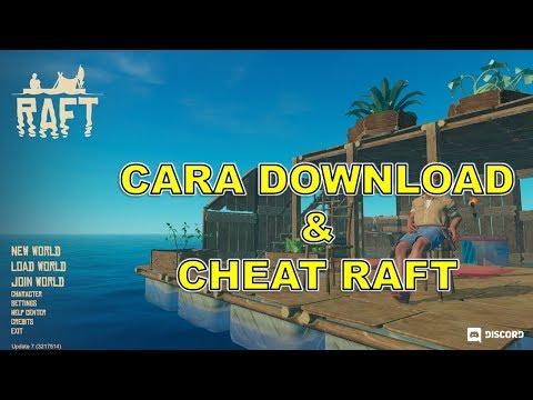 Cara Download Raft & Cheat (?) Raft PC