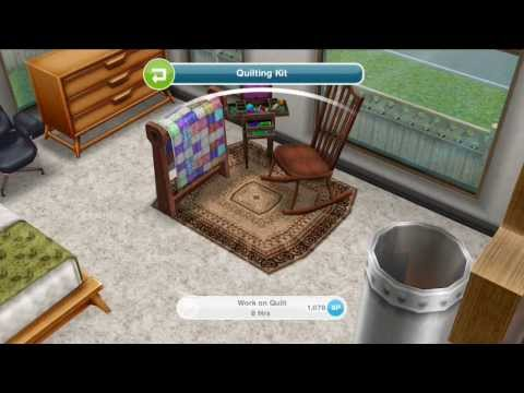In Stitches Quest- Sims FreePlay All Grown Up Update