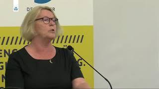 DDF-Sommeruni (1/6): Mona Küppers -  Wege zur Parität in der Politik (15.09.2018)