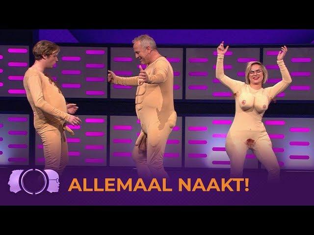 Is de grootste SEKSFANTASIE van heteromannen MET DE ZUS VAN?!!   De Gordon tegen Dino Show