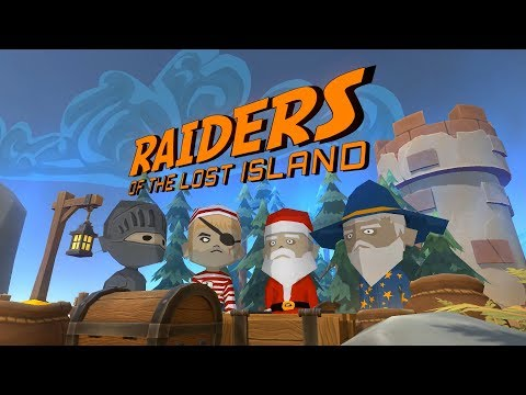 Raiders of the Lost Island - Trailer