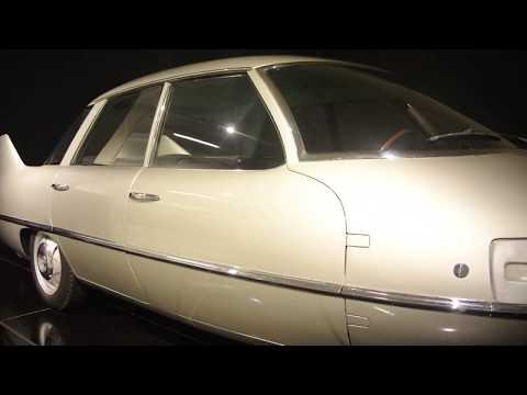 Car Review: 1960 Pininfarina X