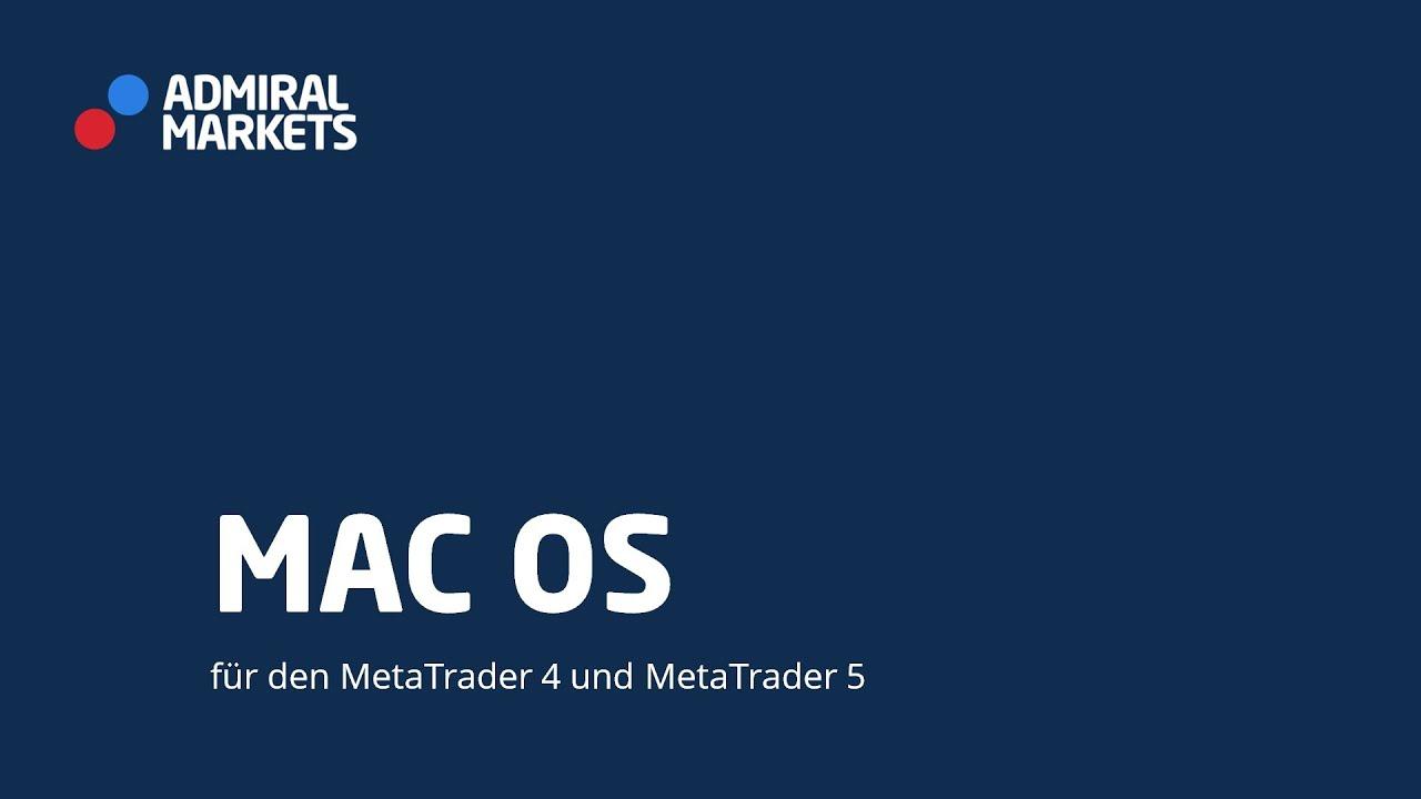 MAC OS / Apple-User und MetaTrader