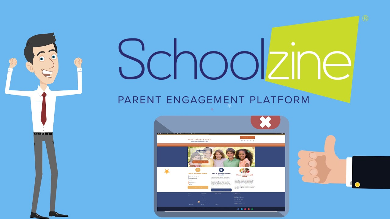 Schoolzine | School Newsletters, Parent teacher bookings