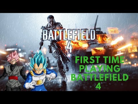 Playing Battlefield 4 for the first time