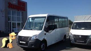 Поездка на микроавтобусе ГАЗ-A64R42 (Next) Е 788 КО 750 Маршрут № 942 Москва
