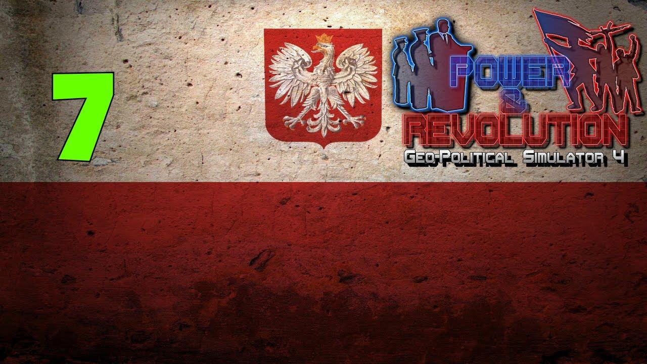 The Polish Miracle Poland Part 7 Geopolitical Simulator 4