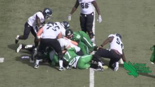 North Texas Football: Rice Vs North Texas Game Highlights