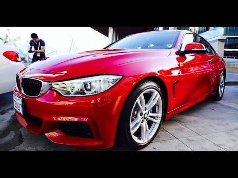 2014 Bmw 4 Series 428i M Sport Coupe Exhaust Start Up In Depth Review Youtube