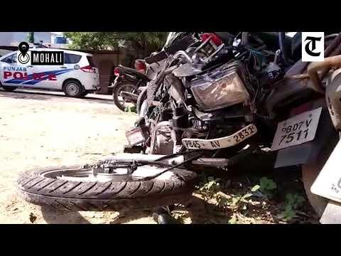 Mohali: Swiggy boy hit by Merc, dies