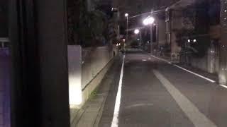 東京ベイシティ交通⑤番の迂回運転区間