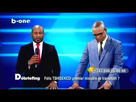 Felix Tshisekedi 1er Min  de Transition?, Yves KISOMBE, Peter KAZADI,  Face a Mamina Masengo