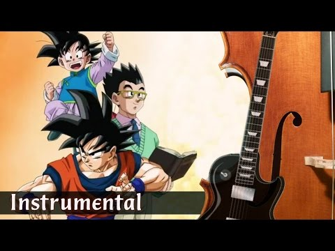 Dragon Ball Super ED - Instrumental | ドラゴンボール超(スーパー) ED