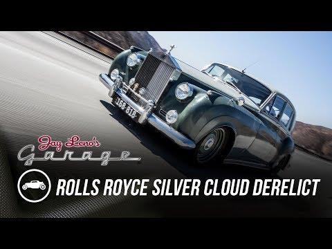 1958 Rolls Royce Silver Cloud Derelict - Jay Leno's Garage