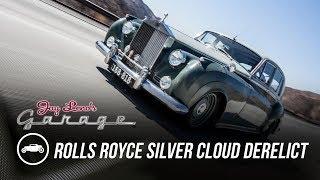 1958 Rolls Royce Silver Cloud Derelict - Jay Leno