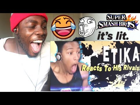 SUPER SMASH MEMES by PewDiePie REACTION!!!