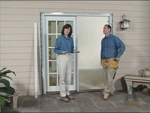 & How to Install a Drip Cap to the Door Unit - YouTube