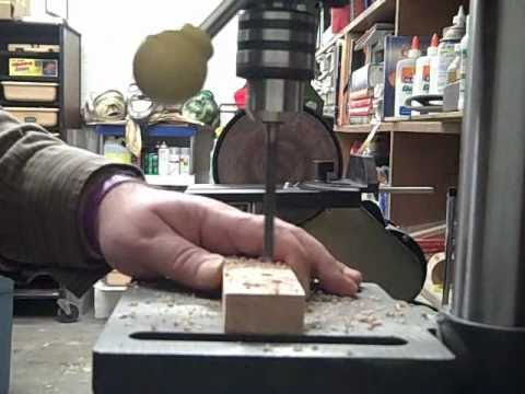 """Harbor Freight 8"""" Drill  Press Review"""