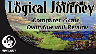 Computer Game Overview and Review: Logical Journey of the Zoombinis
